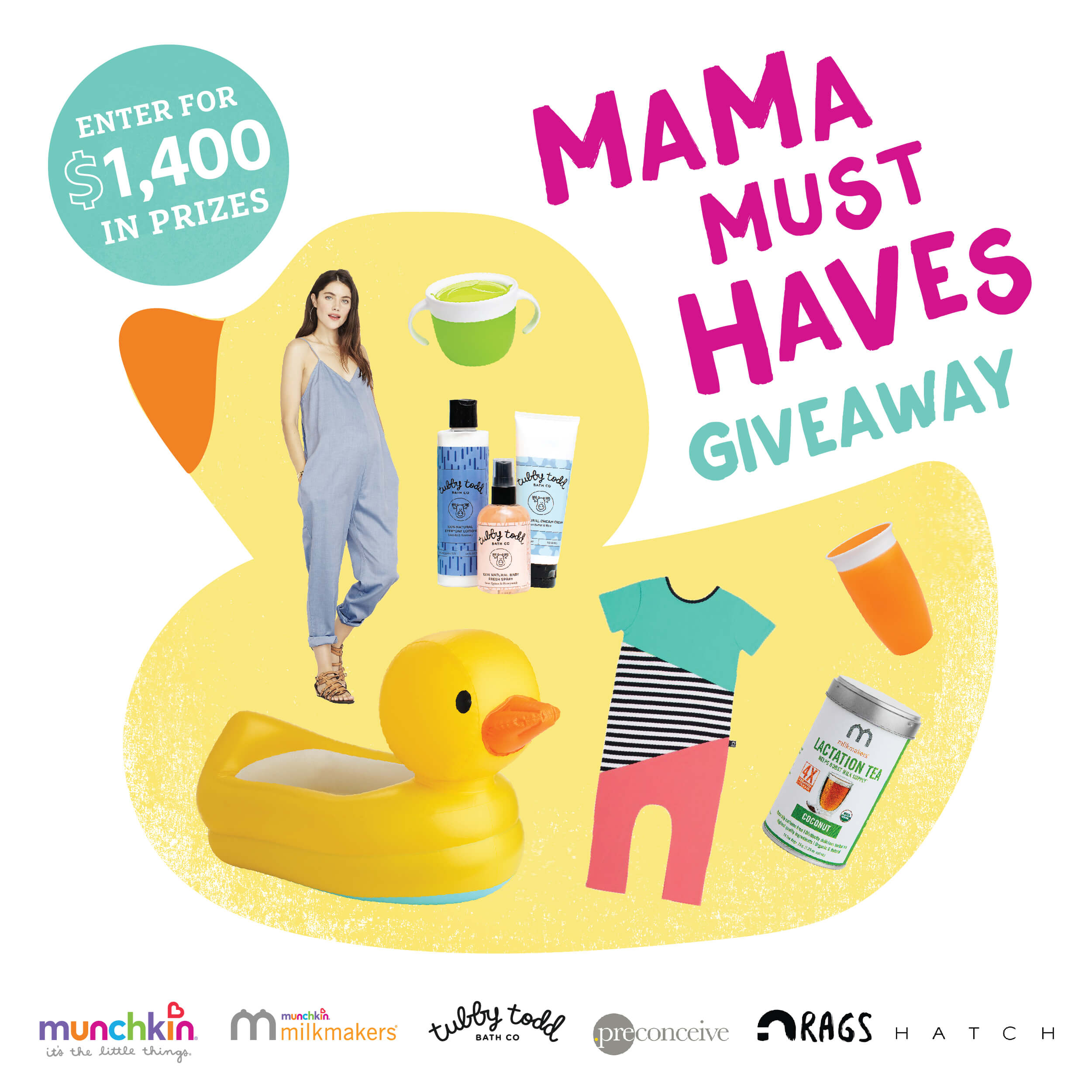 Munchkin-Mama-Must-Haves-Giveaway