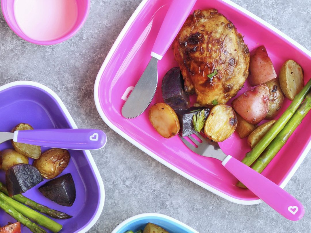 one-pan-balsamic-chicken-toddler-meal-ideas-7