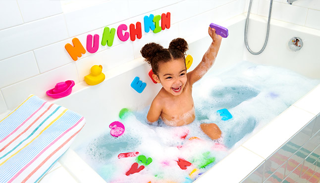 toddler bath toys for learning