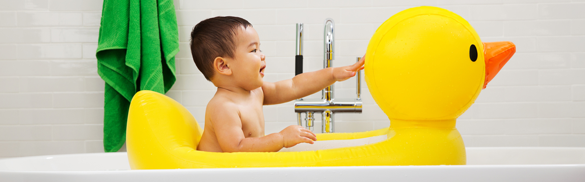 Baby Bath Tub Set