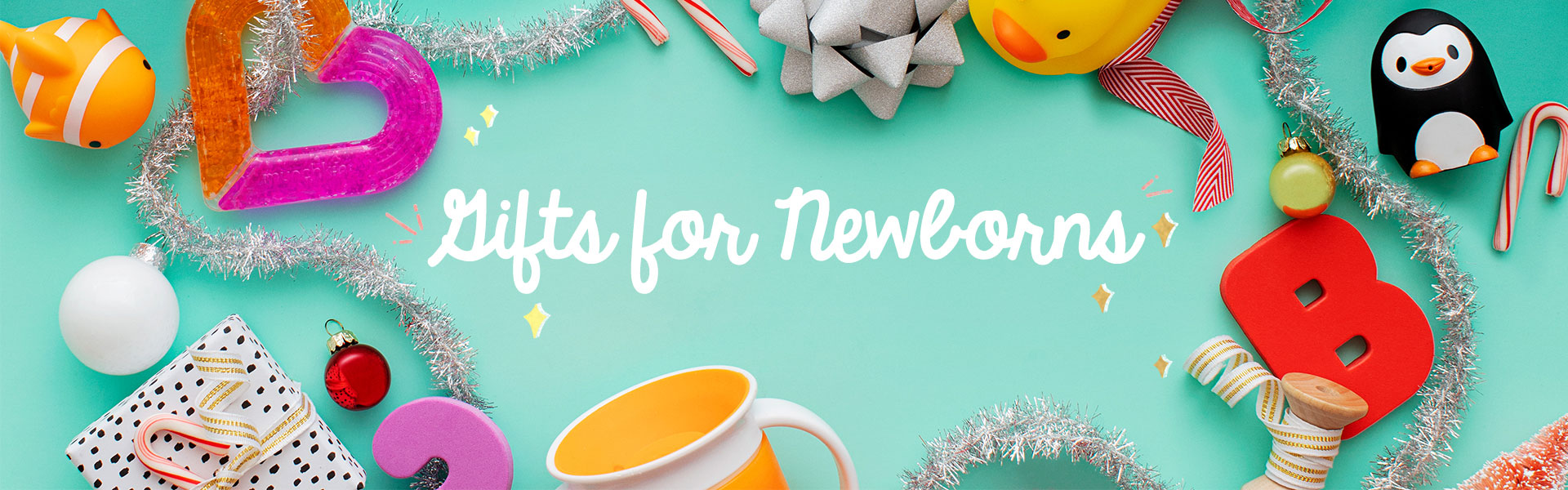 Holiday Gifts for Newborns