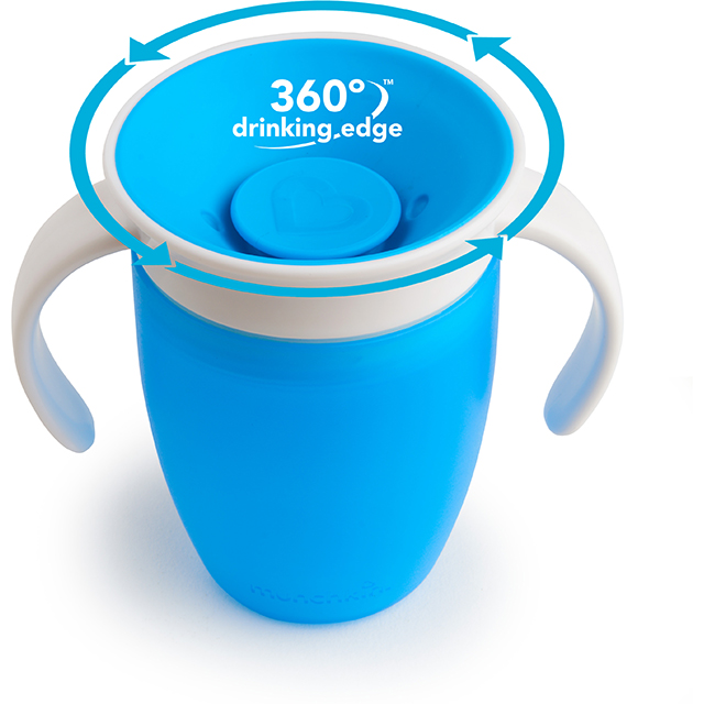 Miracle 360° Trainer Cup -7 oz  | Munchkin