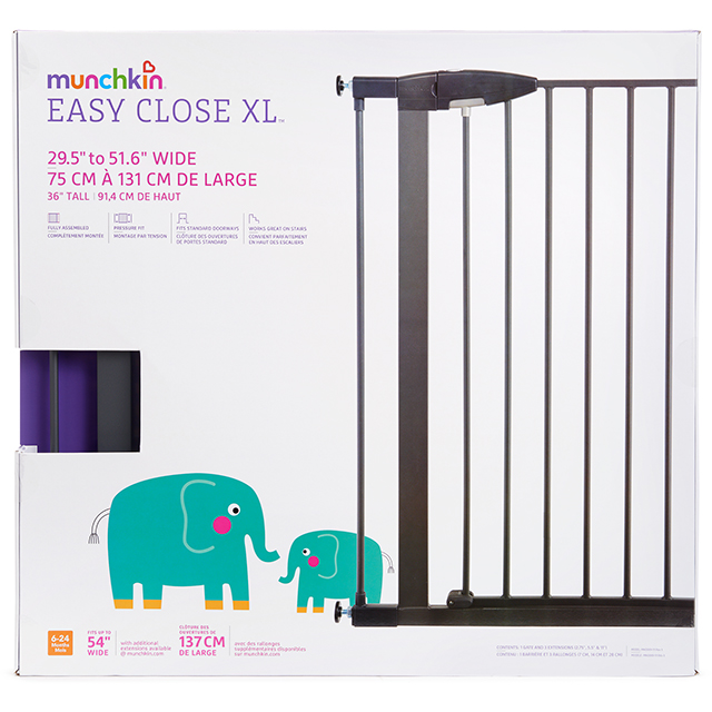Easy Close Xl Gate Munchkin Com