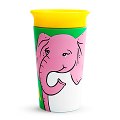 Miracle® 360° WildLove Sippy Cup, 9oz
