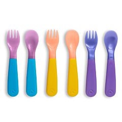 ColorReveal™ Color Changing Toddler Forks and Spoons