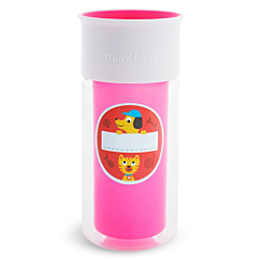 Miracle® 360° Insulated Sticker Sippy Cup, 9oz
