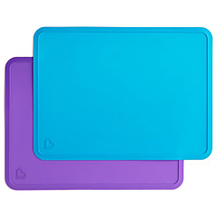 Spotless™ Silicone Placemats, 2pk
