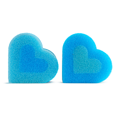 Suds Up Cleaning Sponge Refills - 2pk