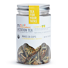 MIlkmakers® Lactation Tea, Lemon, 12ct