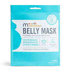 Milkmakers® Belly Mask, 1pk