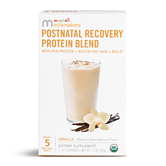 Milkmakers® Postnatal Recovery Protein Blend, Vanilla, 5ct