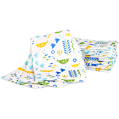 Disposable Bibs - 24 Pack