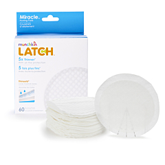 LATCH™ Miracle® Nursing Pads, 60pk