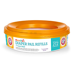 Arm & Hammer™ Diaper Pail Refill Rings