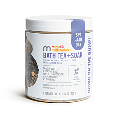 Milkmakers® Bath Tea + Foot Soak, Lavender, 4ct