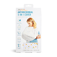 Milkmakers® Antimicrobial 5-in-1 Nursing Cover