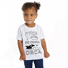 #OrcasLiveInOceans Child Tee