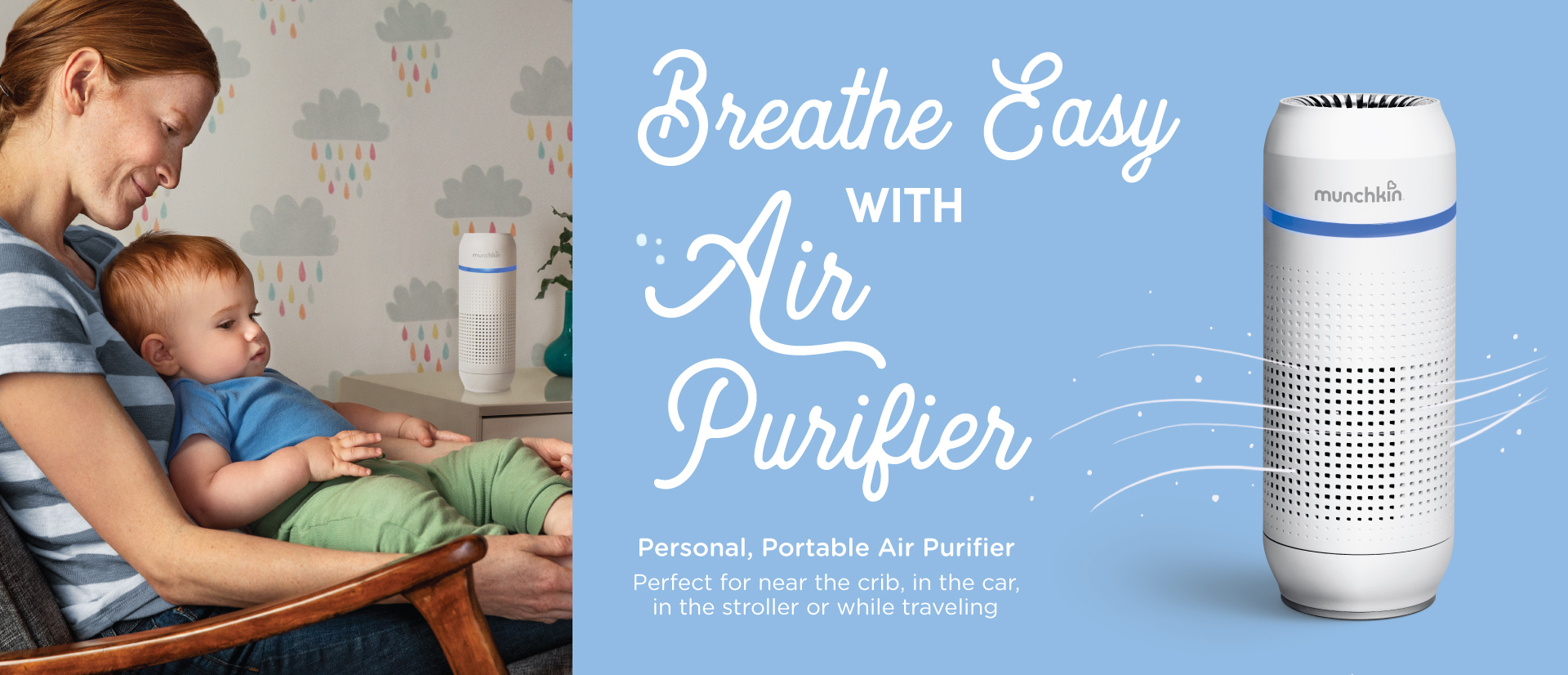 Breathe Easy with Air Purifier